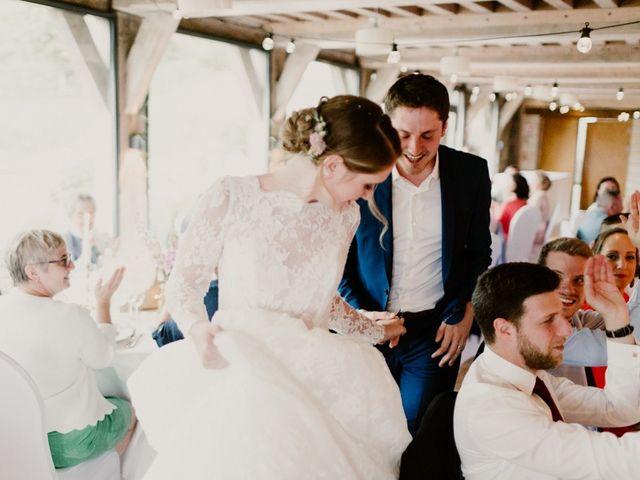 Le mariage de Geo et Lou à Cambremer, Calvados 185