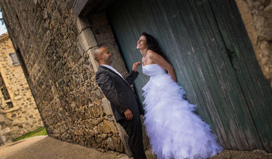 Le mariage de Diego et Béatrice à Pélussin, Loire