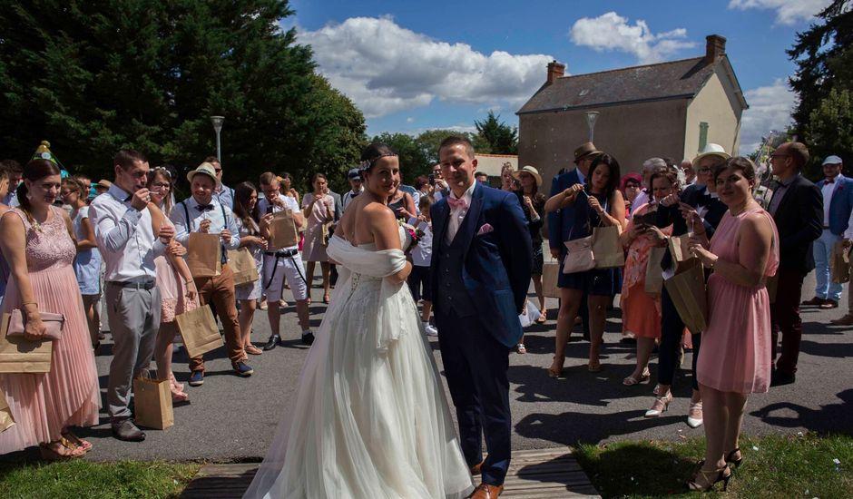 Le mariage de Mickaël et Noémie à Maxent, Ille et Vilaine