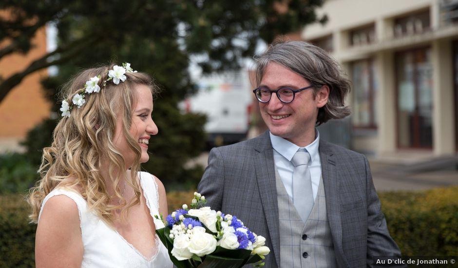 Le mariage de Maxence et Marina à Corbehem, Pas-de-Calais