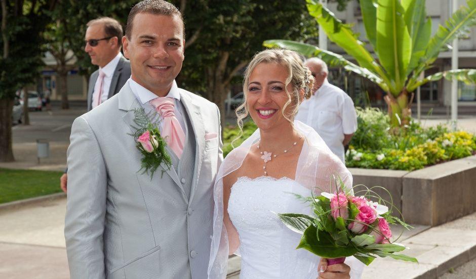 Le mariage de Ludovic et Katia à Saint-Nazaire, Loire Atlantique