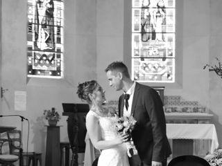 Le mariage de Elodie et Armaury