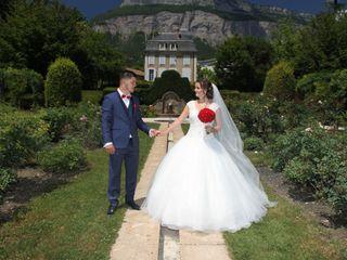 Le mariage de Emeline et Steeven