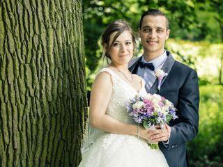 Le mariage de Cassandra et Xavier