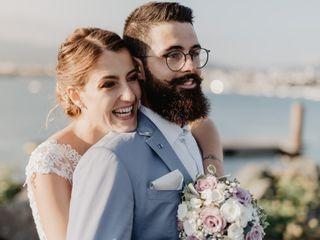 Le mariage de Marie-Claire et Ismael