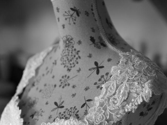 Le mariage de Armaury et Elodie à Jallans, Eure-et-Loir 9