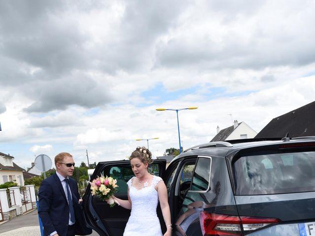 Le mariage de Armaury et Elodie à Jallans, Eure-et-Loir 18