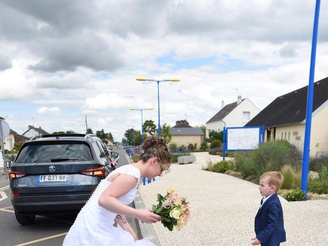 Le mariage de Armaury et Elodie à Jallans, Eure-et-Loir 19