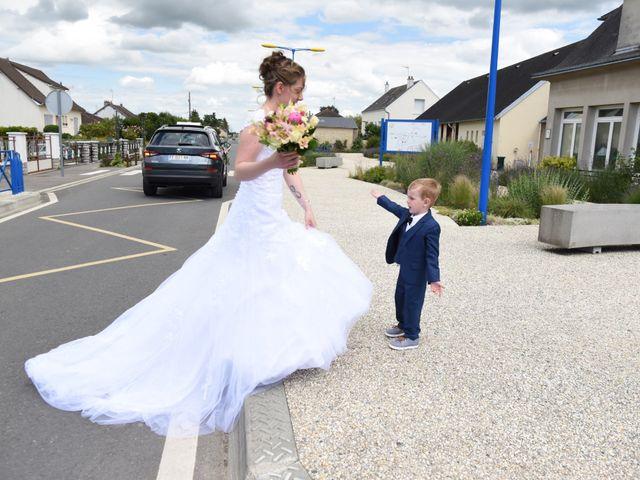 Le mariage de Armaury et Elodie à Jallans, Eure-et-Loir 20