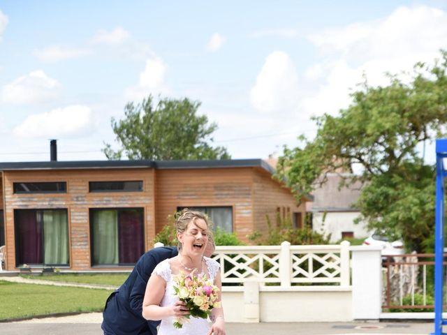 Le mariage de Armaury et Elodie à Jallans, Eure-et-Loir 21