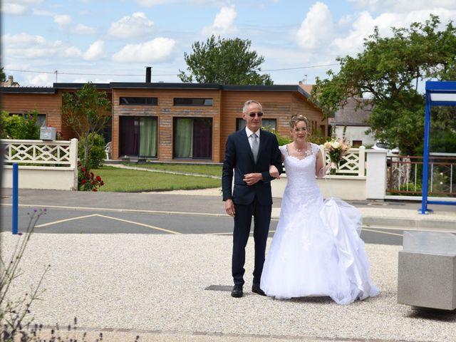 Le mariage de Armaury et Elodie à Jallans, Eure-et-Loir 22