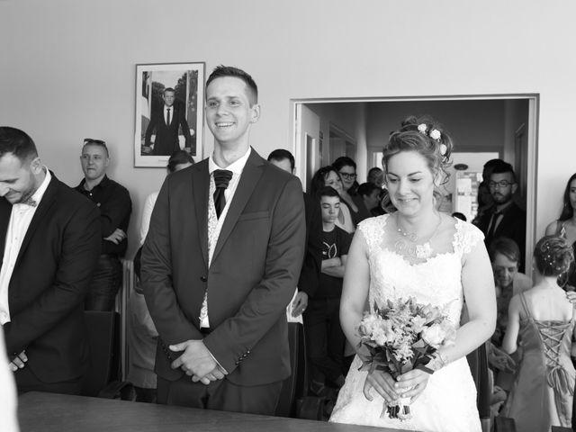 Le mariage de Armaury et Elodie à Jallans, Eure-et-Loir 26