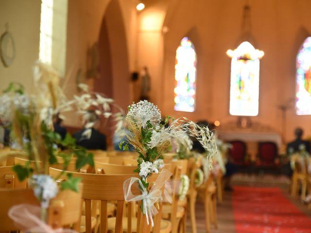 Le mariage de Armaury et Elodie à Jallans, Eure-et-Loir 35