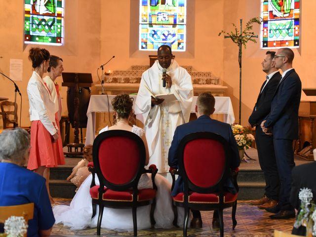 Le mariage de Armaury et Elodie à Jallans, Eure-et-Loir 41