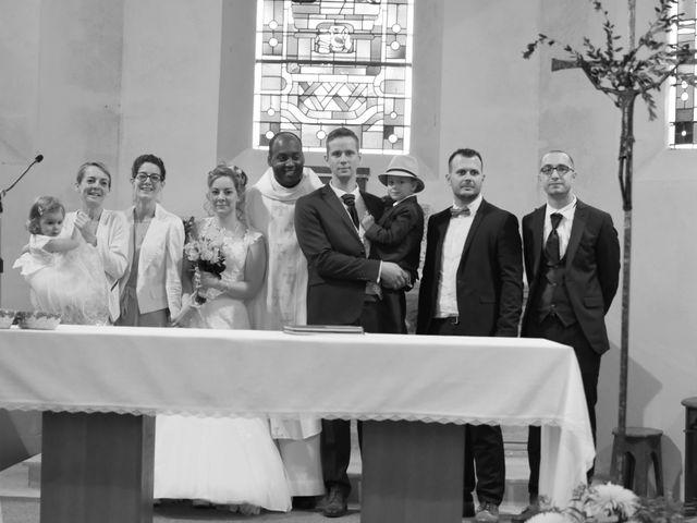 Le mariage de Armaury et Elodie à Jallans, Eure-et-Loir 45