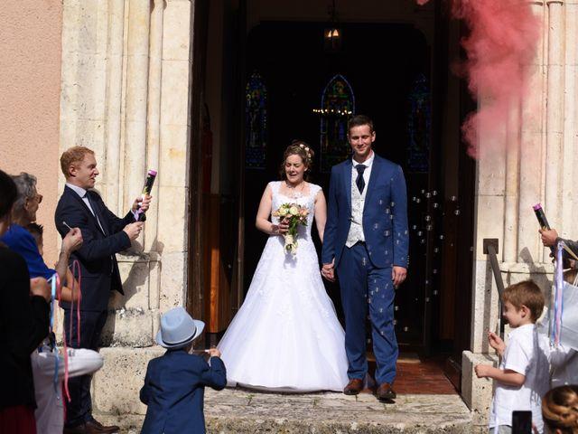 Le mariage de Armaury et Elodie à Jallans, Eure-et-Loir 48
