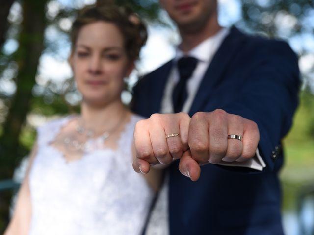 Le mariage de Armaury et Elodie à Jallans, Eure-et-Loir 56