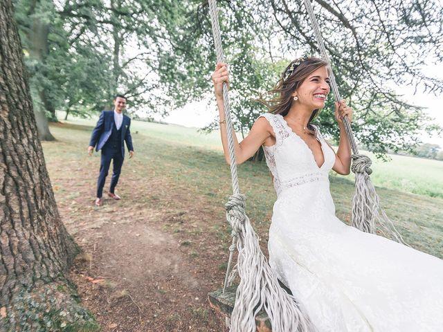 Le mariage de Marie et Edouard