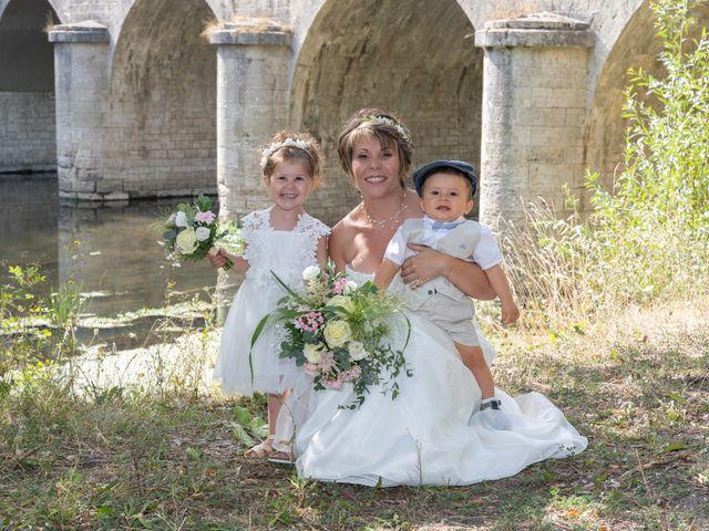 Le mariage de Christophe et Céline à Châtillon-sur-Cher, Loir-et-Cher 5