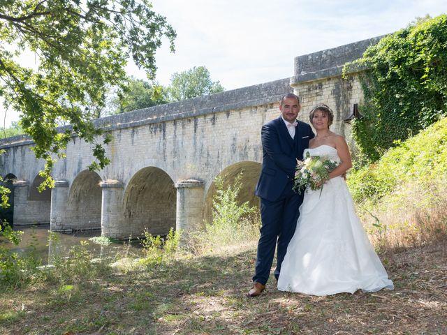 Le mariage de Christophe et Céline à Châtillon-sur-Cher, Loir-et-Cher 9