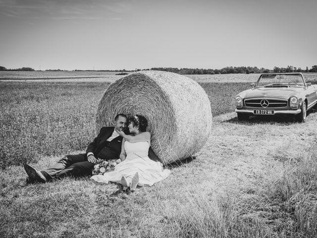 Le mariage de Christophe et Céline à Châtillon-sur-Cher, Loir-et-Cher 1