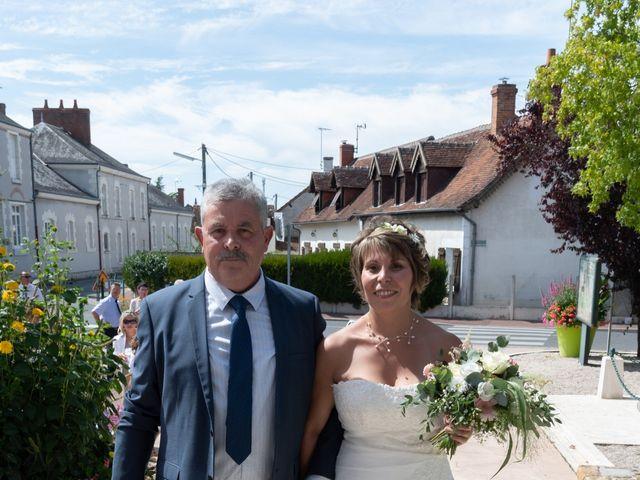 Le mariage de Christophe et Céline à Châtillon-sur-Cher, Loir-et-Cher 18