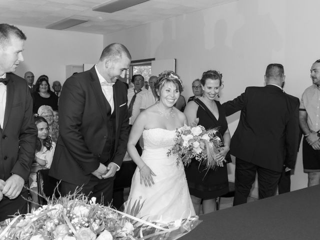 Le mariage de Christophe et Céline à Châtillon-sur-Cher, Loir-et-Cher 19