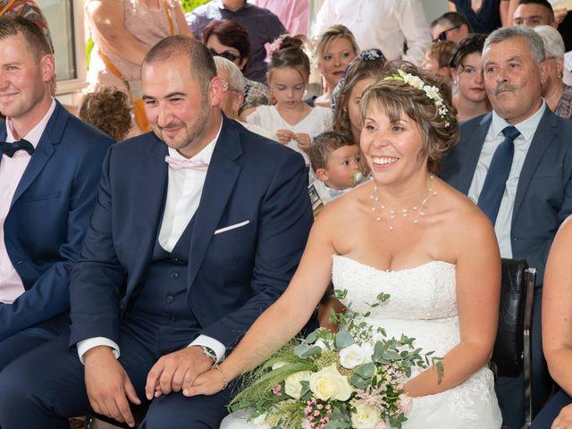 Le mariage de Christophe et Céline à Châtillon-sur-Cher, Loir-et-Cher 20