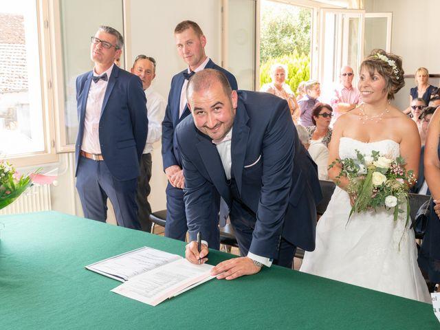 Le mariage de Christophe et Céline à Châtillon-sur-Cher, Loir-et-Cher 23