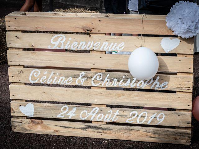 Le mariage de Christophe et Céline à Châtillon-sur-Cher, Loir-et-Cher 33