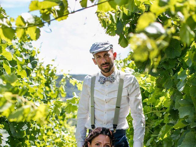 Le mariage de Jean-Baptiste et Perrine à Fessenheim-le-Bas, Bas Rhin 11