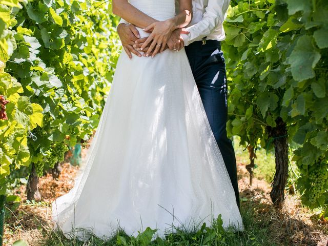 Le mariage de Jean-Baptiste et Perrine à Fessenheim-le-Bas, Bas Rhin 12