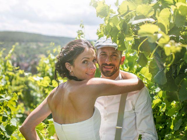 Le mariage de Jean-Baptiste et Perrine à Fessenheim-le-Bas, Bas Rhin 13