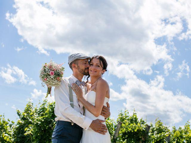 Le mariage de Jean-Baptiste et Perrine à Fessenheim-le-Bas, Bas Rhin 14