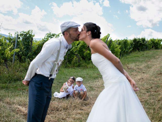Le mariage de Jean-Baptiste et Perrine à Fessenheim-le-Bas, Bas Rhin 18