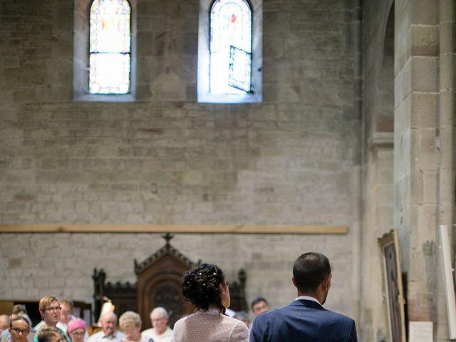 Le mariage de Jean-Baptiste et Perrine à Fessenheim-le-Bas, Bas Rhin 24