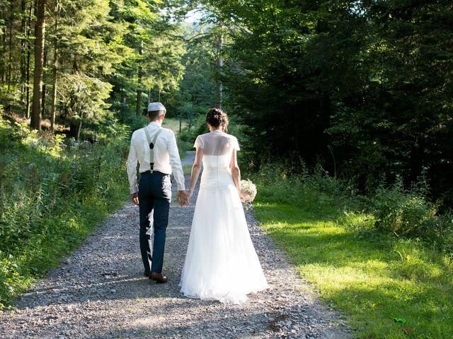 Le mariage de Jean-Baptiste et Perrine à Fessenheim-le-Bas, Bas Rhin 40