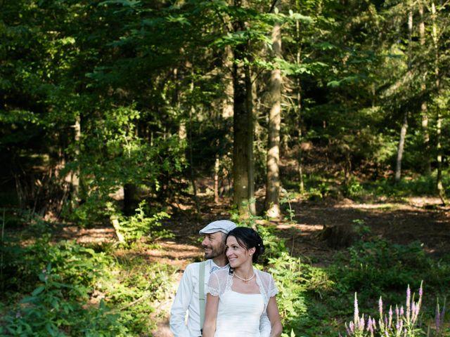 Le mariage de Jean-Baptiste et Perrine à Fessenheim-le-Bas, Bas Rhin 43