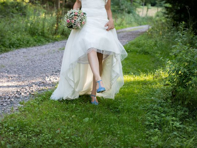 Le mariage de Jean-Baptiste et Perrine à Fessenheim-le-Bas, Bas Rhin 1