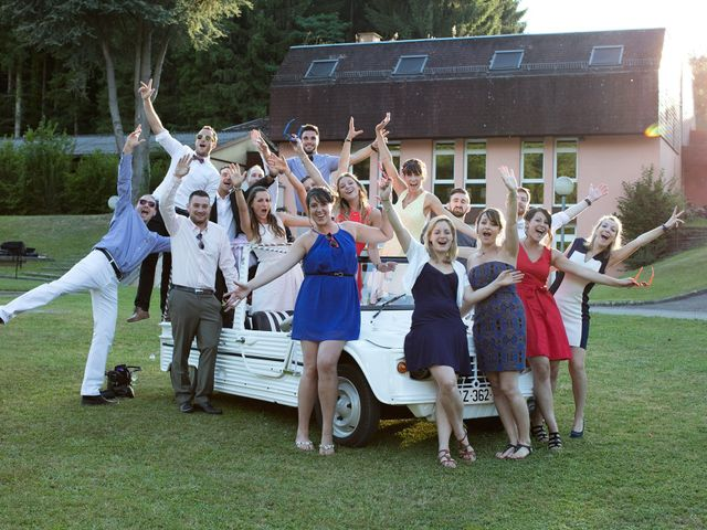 Le mariage de Jean-Baptiste et Perrine à Fessenheim-le-Bas, Bas Rhin 47