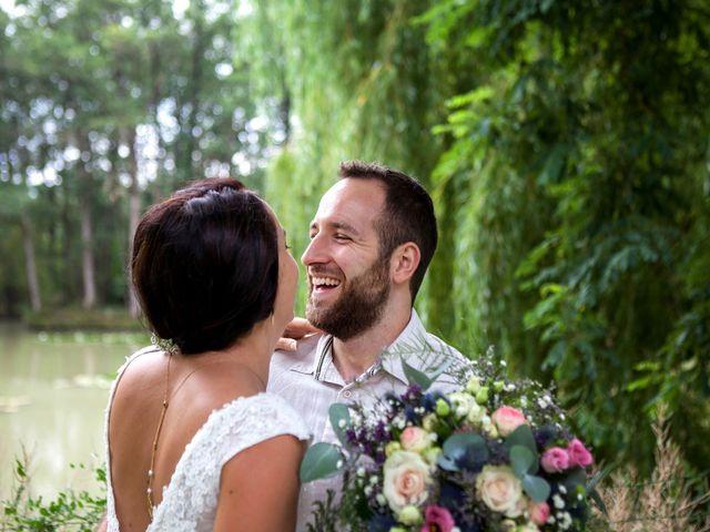 Le mariage de Jérémy et Carla à Gennes, Maine et Loire 20