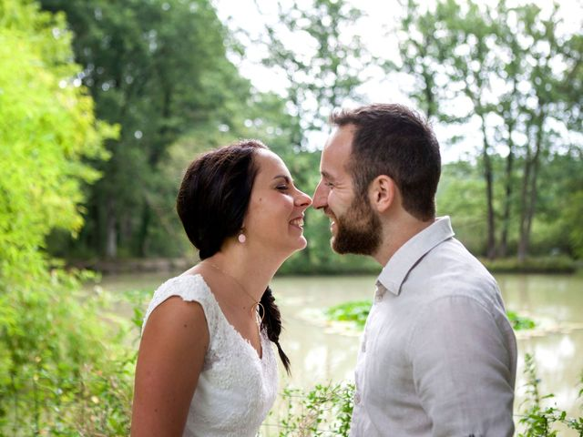 Le mariage de Jérémy et Carla à Gennes, Maine et Loire 21