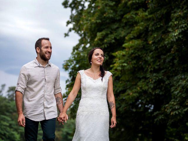 Le mariage de Jérémy et Carla à Gennes, Maine et Loire 24