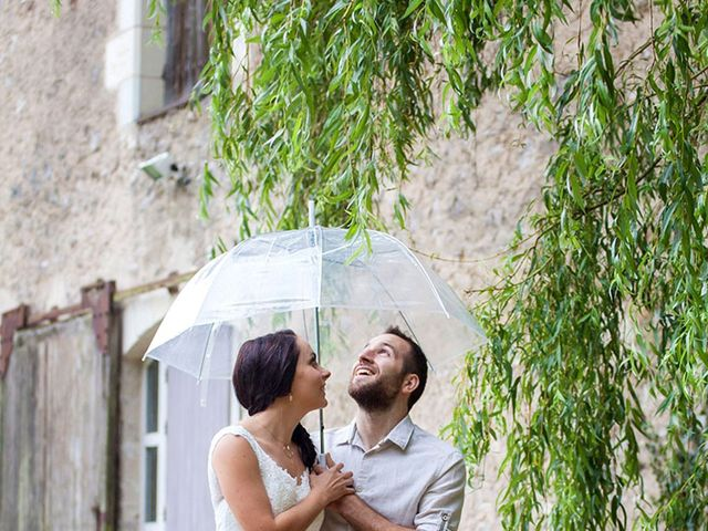 Le mariage de Jérémy et Carla à Gennes, Maine et Loire 27