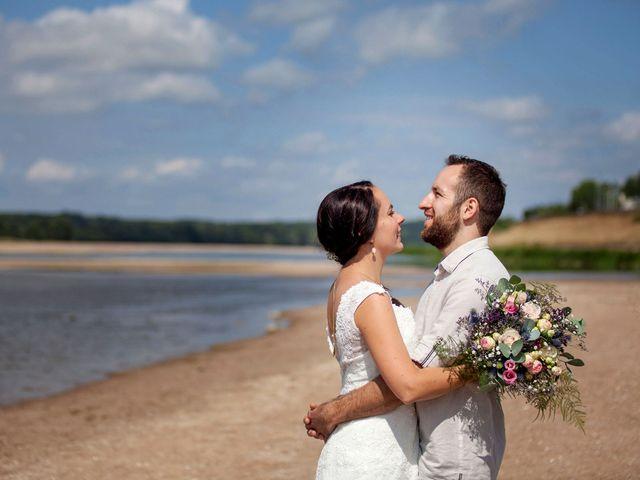 Le mariage de Jérémy et Carla à Gennes, Maine et Loire 34