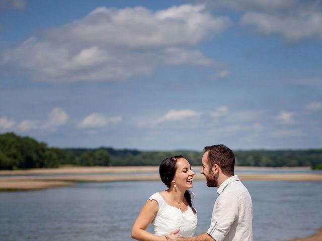 Le mariage de Jérémy et Carla à Gennes, Maine et Loire 36