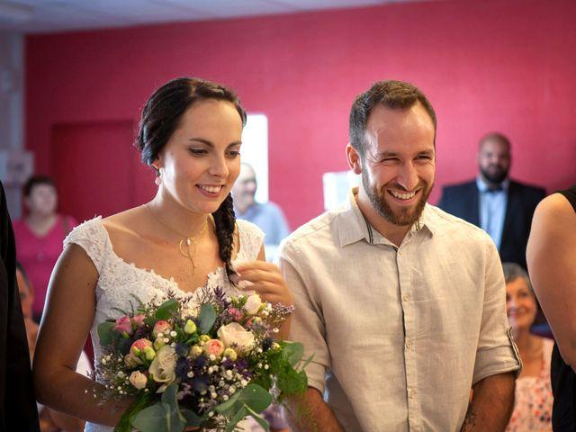 Le mariage de Jérémy et Carla à Gennes, Maine et Loire 37