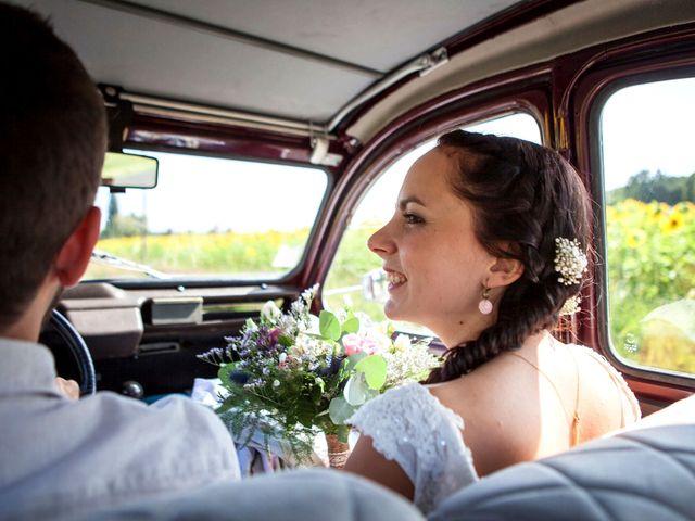 Le mariage de Jérémy et Carla à Gennes, Maine et Loire 43