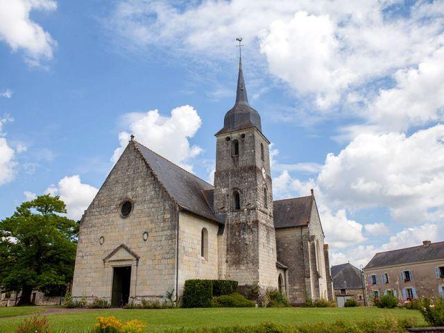 Le mariage de Jérémy et Carla à Gennes, Maine et Loire 44