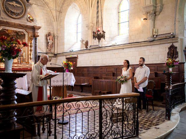 Le mariage de Jérémy et Carla à Gennes, Maine et Loire 47
